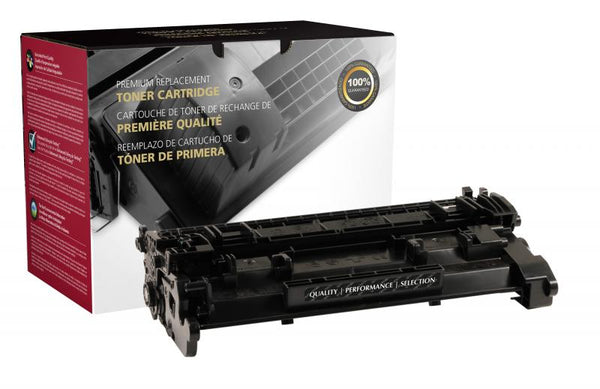 CIG Remanufactured Toner Cartridge for HP CF226A (HP 26A)