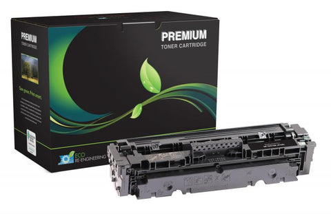Remanufactured/Compatible HP 410A (CF410A ) Black Toner Cartridge
