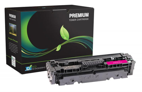 Remanufactured/Compatible HP 410A (CF410A ) Magenta Toner Cartridge