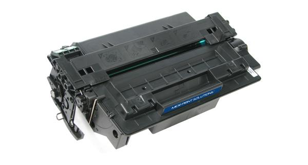 MICR Print Solutions Genuine-New High Yield MICR Toner Cartridge for HP Q6511X (HP 11X)