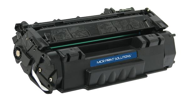 MICR Print Solutions Genuine-New MICR Toner Cartridge for HP Q7553A (HP 53A)