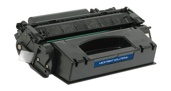 MICR Print Solutions Genuine-New High Yield MICR Toner Cartridge for HP Q7553X (HP 53X)
