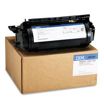 28P2494 High-Yield Toner, 20000 Page-Yield, Black