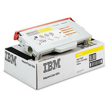 75P5429 Toner, 6600 Page-Yield, Yellow