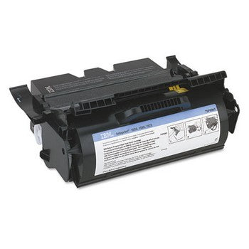 75P6961 High-Yield Toner, 21000 Page-Yield, Black