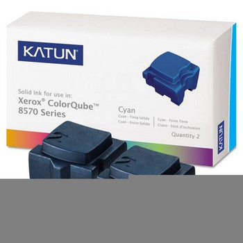 Compatible Katun 39395 Cyan, 2/Box Toner Cartridge