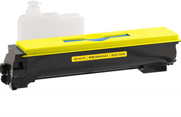 CIG Non-OEM New Yellow Toner Cartridge for Kyocera TK-542