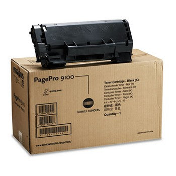 Konica-Minolta 1710497001 Black Toner Cartridge