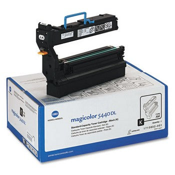 Konica-Minolta 1710602006 Yellow, High Yield Toner Cartridge