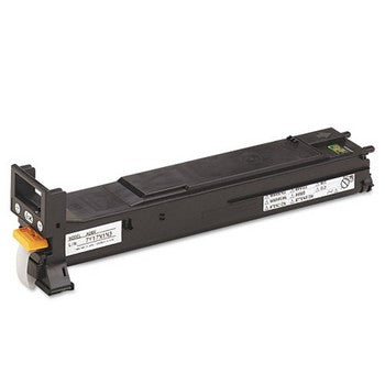 Konica-Minolta A06V133 Black, High Yield Toner Cartridge