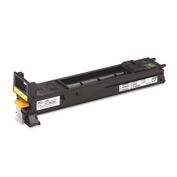 Konica-Minolta A06V232 Yellow Toner Cartridge