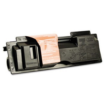 Kyocera TK-122 Black Toner Cartridge, Kyocera TK122