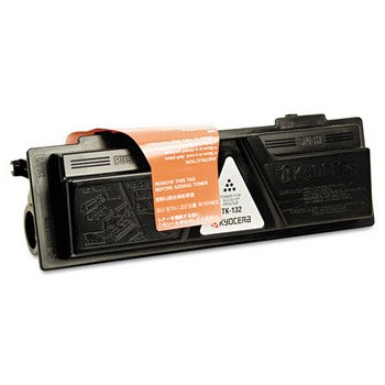 Kyocera TK-132 Black Toner Cartridge, Kyocera TK132