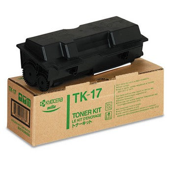 Kyocera TK-17 Black Toner Cartridge, Kyocera TK17