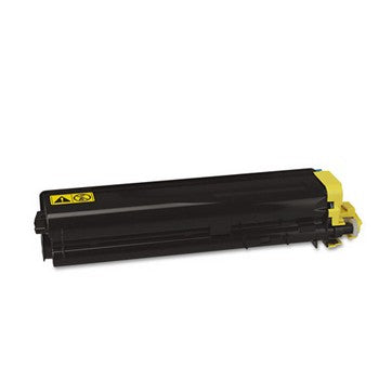 Kyocera TK-512Y Yellow Toner Cartridge, Kyocera TK512Y