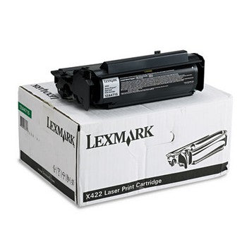 Lexmark 12A4715 Black, High Capacity Toner Cartridge