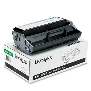 Lexmark 12A7405 Black, Standard Yield Toner Cartridge