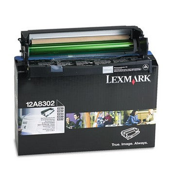 Lexmark 12A8302 Black Photoconductor