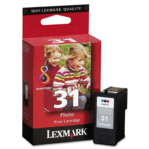 Lexmark 31 Color Ink Cartridge, Lexmark 18C0031