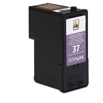 Lexmark 37 Color Ink Cartridge, Lexmark 18C2140