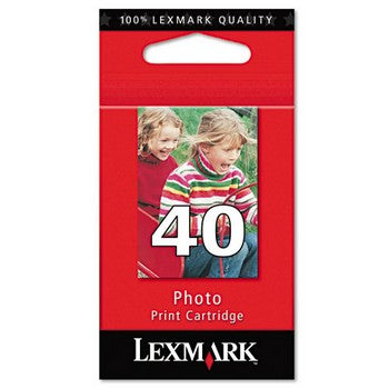 Lexmark 40 Color Ink Cartridge, Lexmark 18Y0340