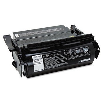Lexmark 24B1439 Black, Standard Yield Toner Cartridge