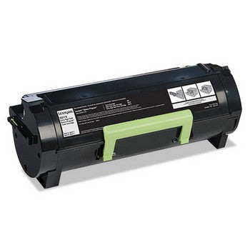 OEM/Genuine Lexmark 601X (Lexmark 60F1X00) Toner Cartridge - Black