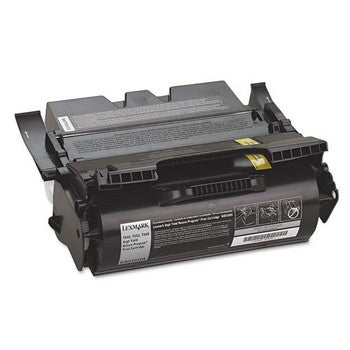 Lexmark 64015HA Black, High Capacity Toner Cartridge