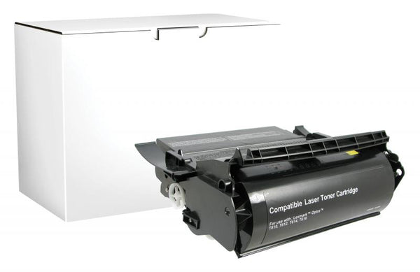 MSE Remanufactured High Yield Toner Cartridge for Lexmark Compliant T610/T612/T614/T616
