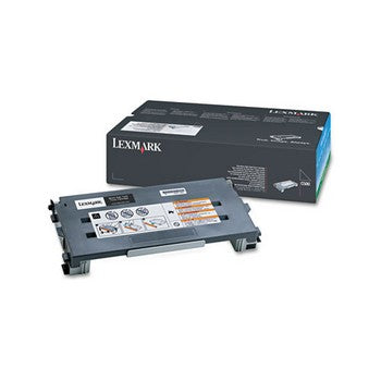 Lexmark C500H2KG Black, High Yield Toner Cartridge