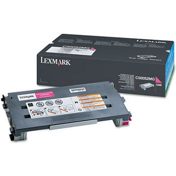 Lexmark C500S2MG Magenta Toner Cartridge