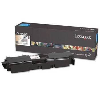 Lexmark C930X76G Black Waste Toner Bottle