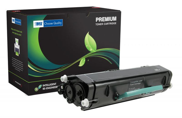 MSE Remanufactured Ultra High Yield Toner Cartridge for Lexmark E462DTN