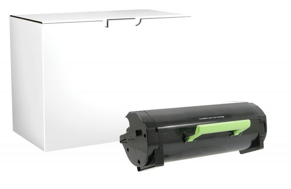 MSE Remanufactured Extra High Yield Toner Cartridge for Lexmark Compliant MS410/MS415/MS510/MS610/MX410/MX510/MX610