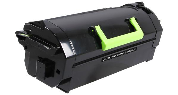 CIG Remanufactured Toner Cartridge for Lexmark 24B6015
