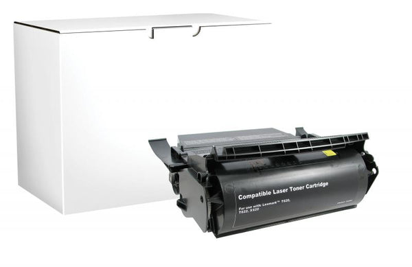 MSE Remanufactured High Yield Toner Cartridge for Lexmark Compliant T620/T622/X620