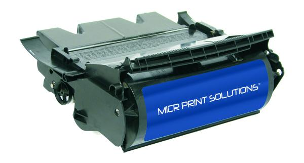 MICR Print Solutions Genuine-New MICR Toner Cartridge for Lexmark T630/T632/T634