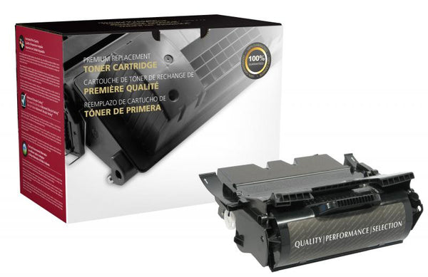 CIG Remanufactured Universal Extra High Yield Toner Cartridge for Lexmark T640/T642/T644/T646/X642/X644/X646
