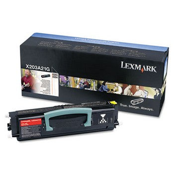 Lexmark X203A11G Black Toner Cartridge