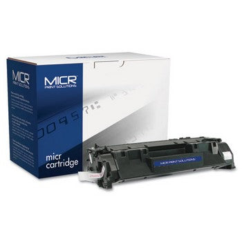 MICR 05XM Black Toner Cartridge