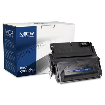 MICR 38AM Black Toner Cartridge