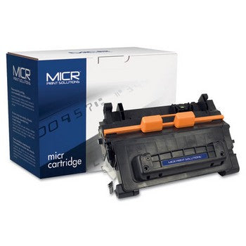 MICR 64XM Black, High Yield Toner Cartridge