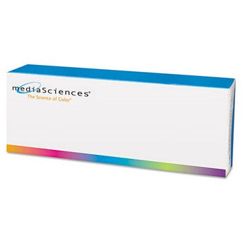 Media Sciences 39412 Cyan Toner Cartridge