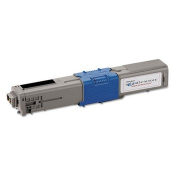 Media Sciences MDA44009 Remanufactured Black, Standard Yield (Media Sciences) Toner Cartridge