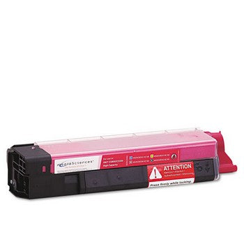 Media_Sciences MSOK5855MHC Magenta, High Yield Toner Cartridge
