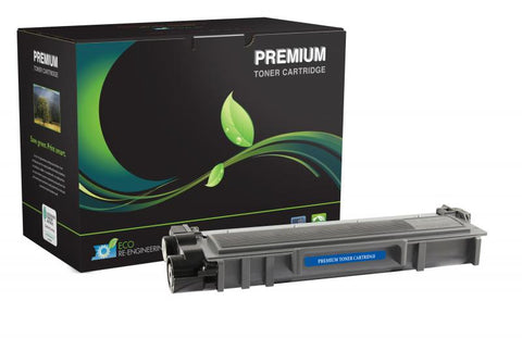Brother TN660 Toner Remanufactured/Generic High Yield Toner Cartridge