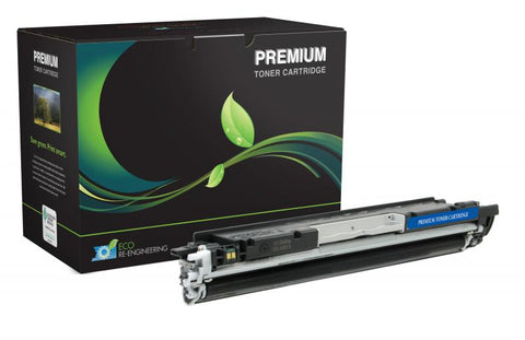 MSE Remanufactured Black Toner Cartridge for HP CE310A (HP 126A)
