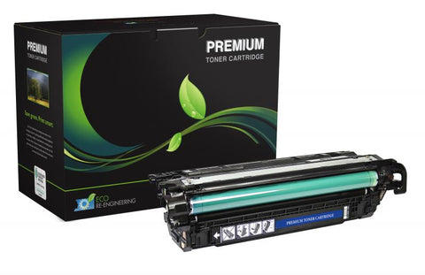 MSE Remanufactured Black Toner Cartridge for HP CE260A (HP 647A/646A)
