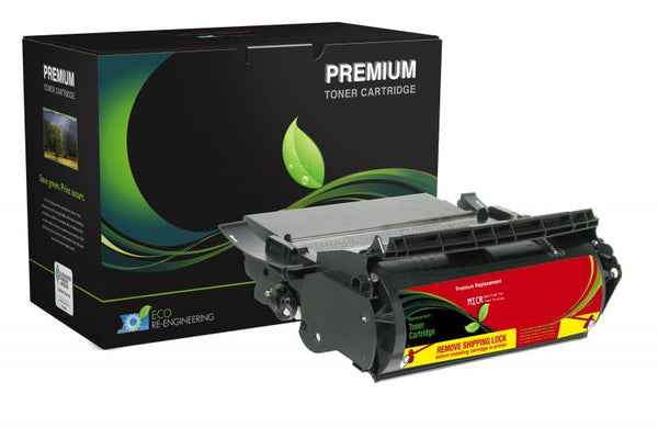 MSE Remanufactured MICR Toner Cartridge for Lexmark T620/T622/X620, Source Technologies ST9130/ST9140