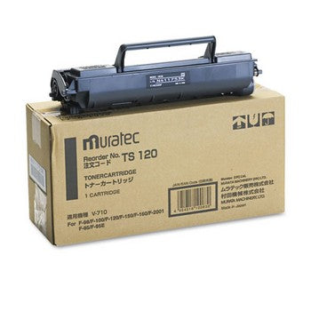 Compatible Muratec TS120 Black Toner Cartridge